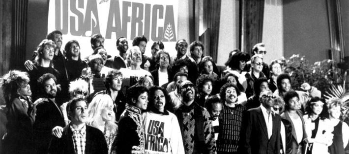 世界一の歌「We are the world」