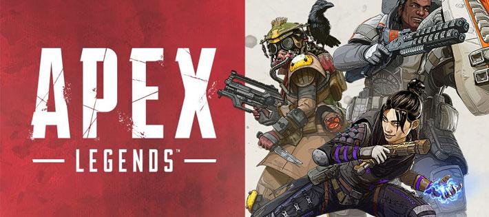 EA最新無料バトルロイヤルゲームApex Legends
