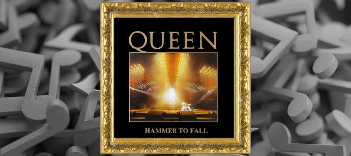 Hammer-To-Fall-single